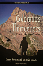 Colorado's Thirteeners - 2nd Edition
